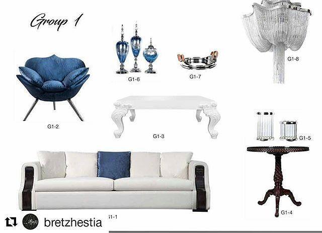 """103 Beğenme, 1 Yorum - Instagram'da Tenda Exclusive (@tendaexclusive): """"Bretz... Mavi aşkınaa ... Mobilya,aksesuar,aydınlatma 👌👌🔷🔷 www.tendaexclusive.com.tr…"""""""