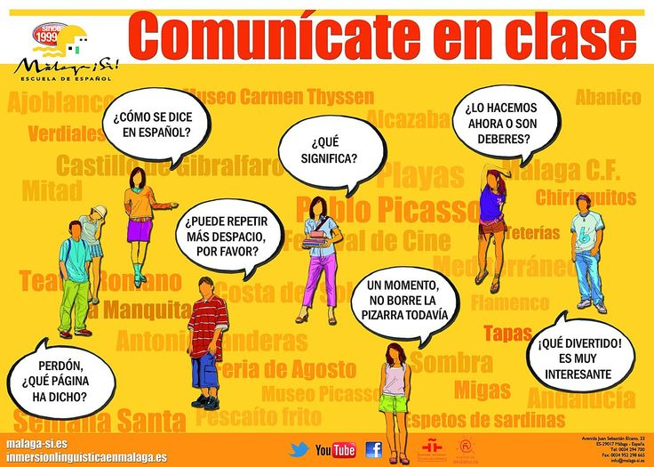 Top 37 best Tema - Clase, educación images on Pinterest | Spanish  BF53
