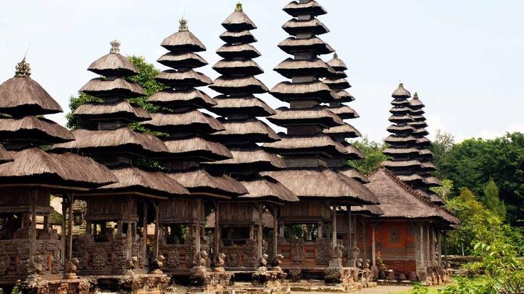 Temples in Besakih, Bali