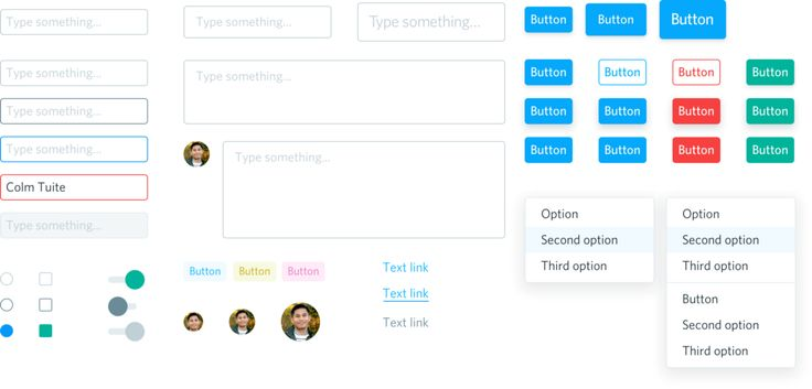 Tips for designing and building a consistent design system.