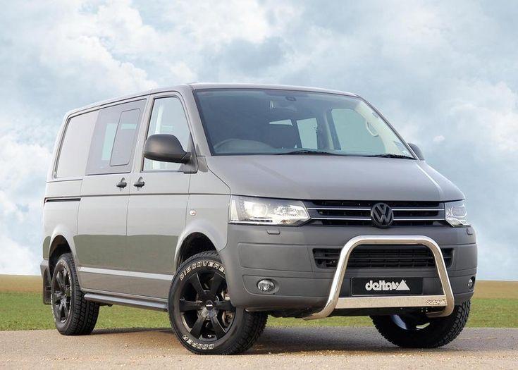 T5 mit Offroad-Touch von delta4x4|Die Welt des Volkswagen Bulli - Geschichte und Geschichten rund um den VW Bus
