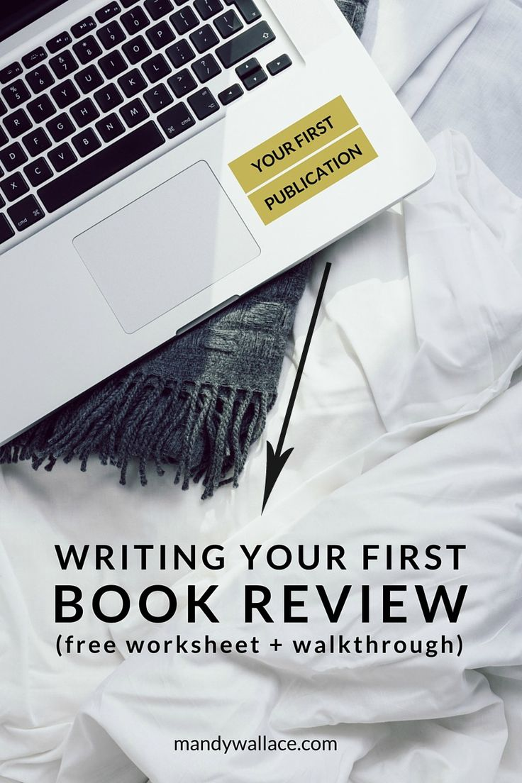 17 best ideas about writing a book review book writing your first book review worksheet walkthrough