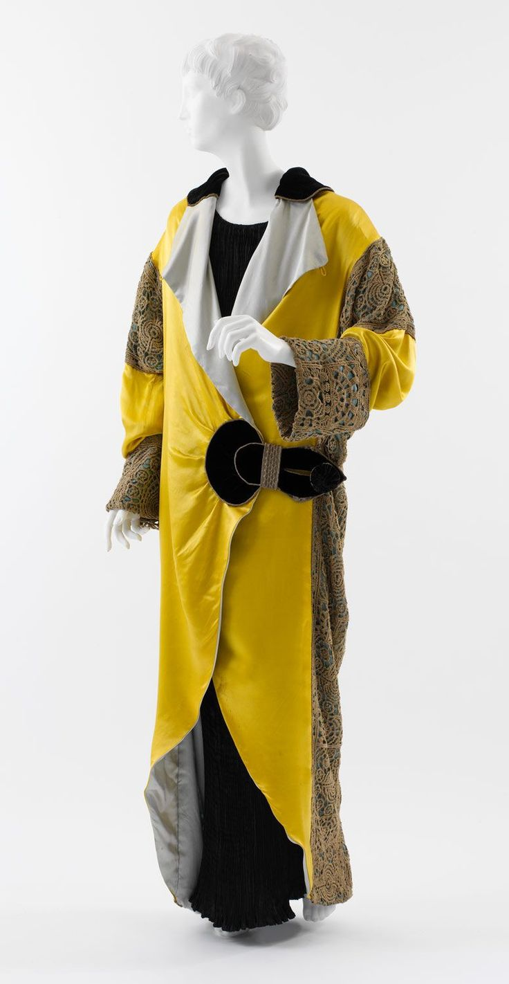 Paul Poiret at the The Metropolitan Museum of Art | My Fashion Illustrations