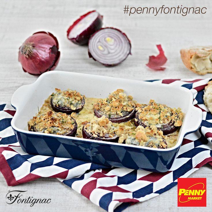 Výbornou zapečenou červenou cibuli s plísňovým sýrem a ořechy můžete upéct v 26 cm široké obdélníkové míse značky Fontignac, kterou nyní v PENNY můžete získat se slevou až 95 %! Celý recept najdete na http://www.penny-fontignac.cz/recepty/detail/zapecena-cervena-cibule-s-plisnovym-syrem-a-orechy. Dobrou chuť!   #penny #pennycz #pennymarket #pennymarketcz #pennyfontignac #fontignac #nadobi #nadobifontignac #kuchyne #vareni #peceni #recept #mnam #jidlo #cibule #orechy