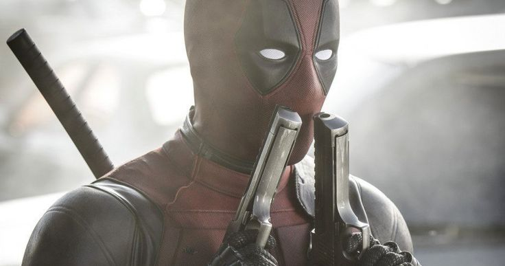 'Deadpool' Photos Show Off Merc with the Mouth & His Girlfriend -- Take a look at the title character and his girlfriend Vanessa Carlyle in new photos from the highly-anticipated 'Deadpool'. -- http://movieweb.com/deadpool-movie-photos-merc-mouth-vanessa-carlyle/
