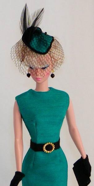 Barbie en Vogue...