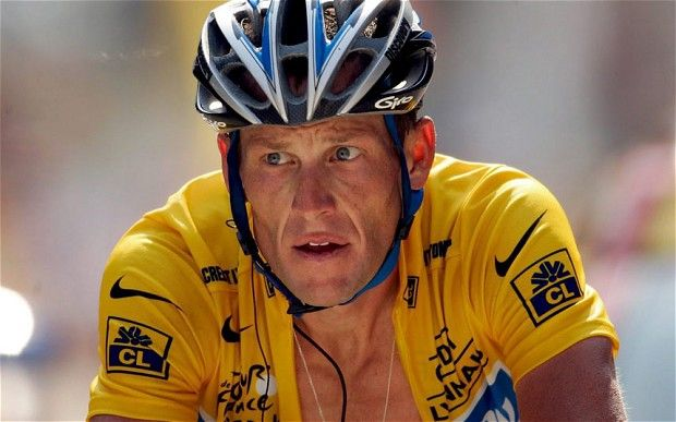 Lance Armstrong steps down as chairman of Livestrong and Nike end contract deal