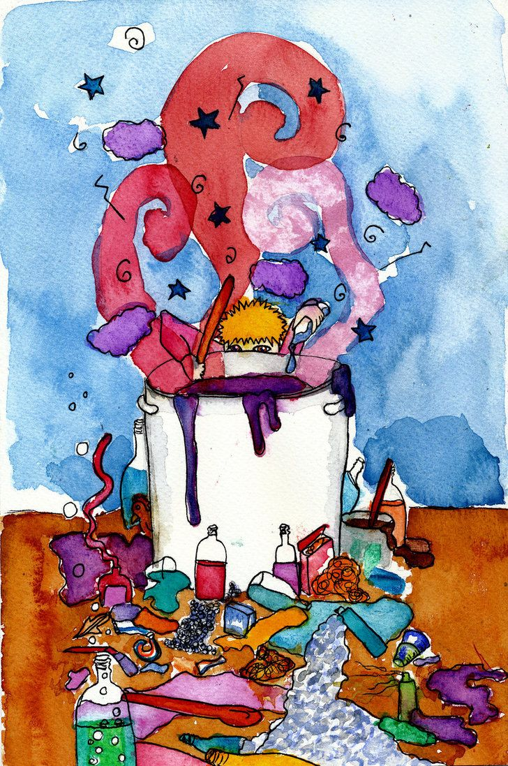 images of george's marvellous medicine - Google Search