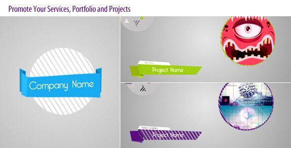 Services / Portfolio / Projects Promotion