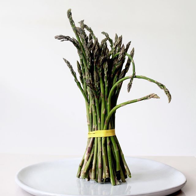 These slender british asparagus are a good source of iron and folate Eat them steamed or raw for the highest antioxidant levels.