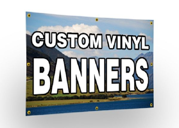 #VinylBanners offer large-sized signs and even full-color options that can be easily installed and used both indoors and outdoors. https://goo.gl/VVAjbh