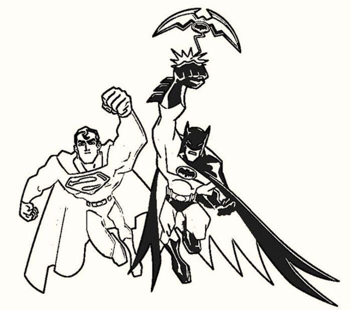 Batman Vs Superman Coloring Pages Printable Batman Coloring Pages Superman Coloring Pages Cartoon Coloring Pages