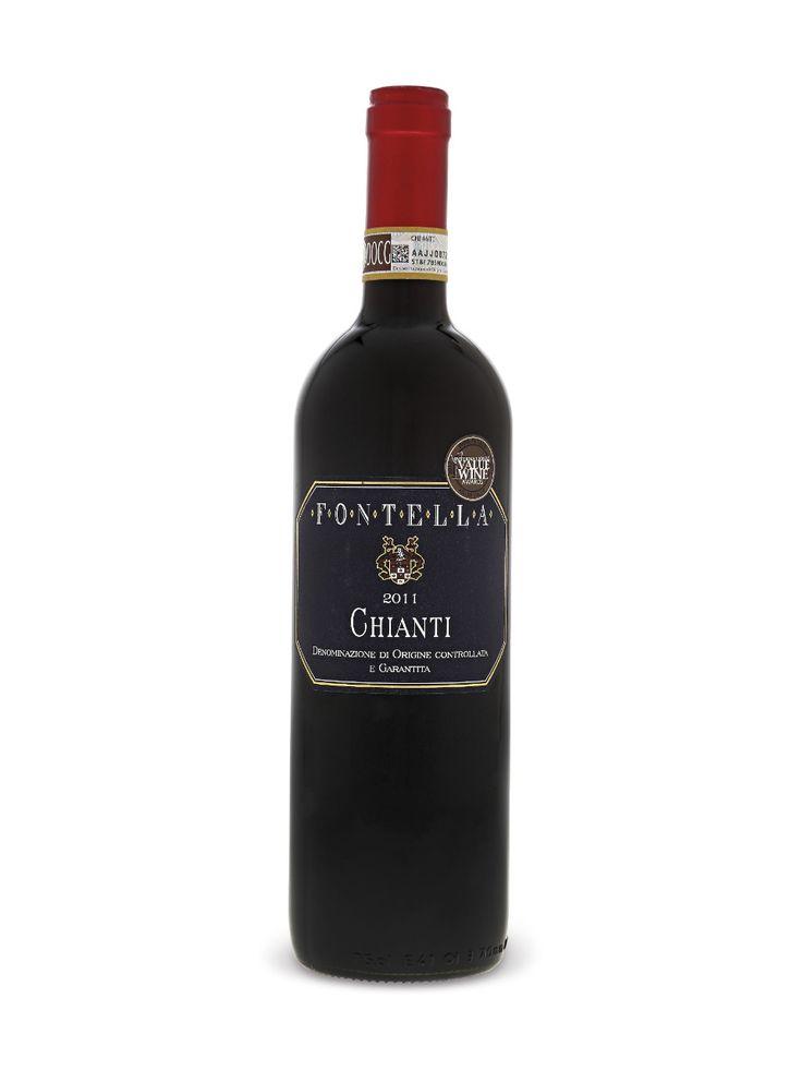 This was a good everyday super cheap wine $12.95  Fontella Chianti DOCG