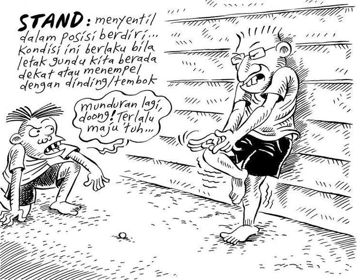 Stand (Mice cartoon)