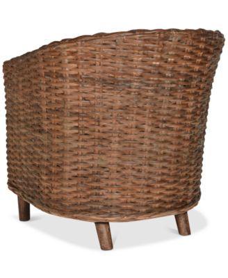 Best Safavieh Manson Barrel Accent Chair Reviews Chairs 400 x 300