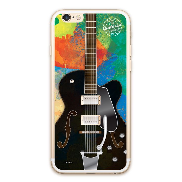 DEVOL DECAL STICKER / for iPhone 6s & 6s Plus