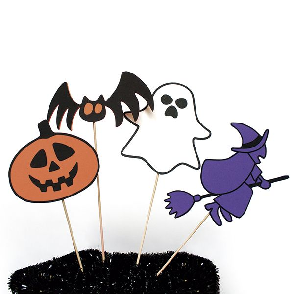 adornos goma eva halloweendiy - Adornos Halloween