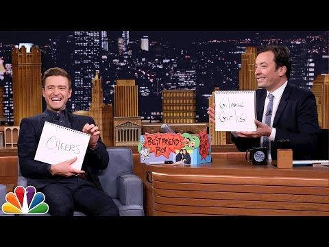 Watch Justin Timberlake and Jimmy Fallon Sing About Poop on The Tonight Show