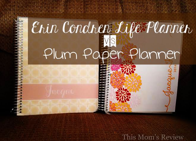 Birthday Calendar Ideas For Classroom : Erin condren life planner vs plum paper