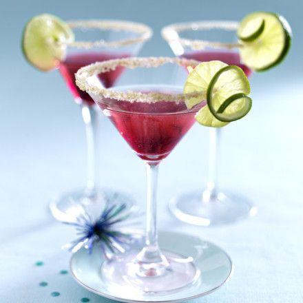 Silvester-Cocktail Rezept