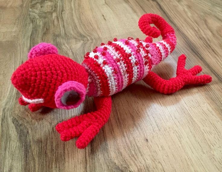Rotes Gecko