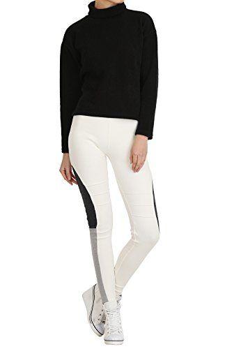 Hipsteration Womens Stylish Winter Legging Pants Ivory, M Hipsteration http://www.amazon.com/dp/B01AXHDWVI/ref=cm_sw_r_pi_dp_50BOwb0AAR77D