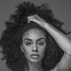 Coiffures naturelles. – Beauté des cheveux – # Beauté #Cheveux #Cheveux # Naturel   – Natural Hair