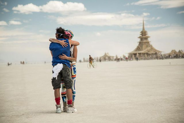 Spark: A Burning Man Story, Documentary Feature Film Goes Behind the Curtain of the Annual Event