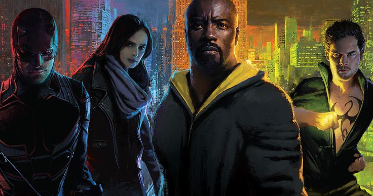 Disney Will Not Pull Marvel Shows from Netflix -- Disney confirms that it will leave its current Marvel Netflix series such as Daredevil, The Punisher and Jessica Jones in place. -- http://tvweb.com/disney-not-pulling-marvel-netflix-shows/