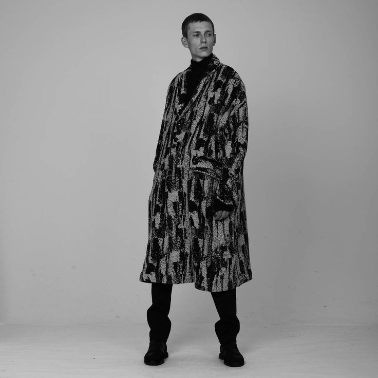 Copernico Oversized Coat From Our Autumn - Winter 2016 Collection. Visit shop.damirdoma.com