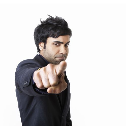 Paul Chowdhry  http://www.ticketline.co.uk/paul-chowdhry#bio