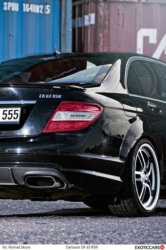 CK63 RSS http://exoticcars.pl/testy/carlsson-ck63-rsr/