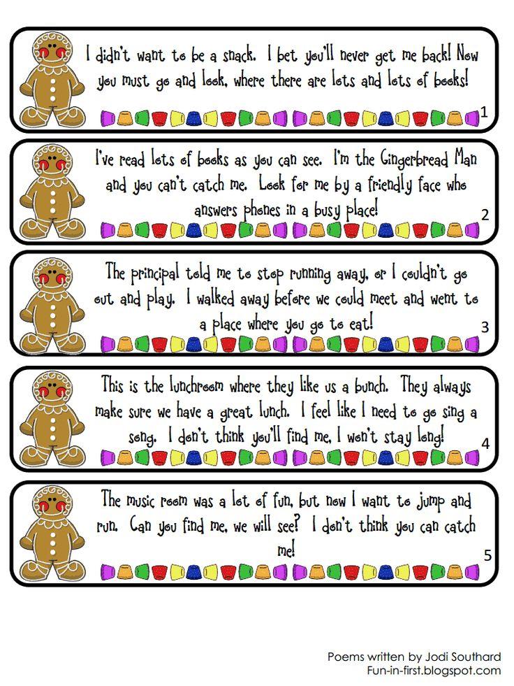 Gingerbread.pdf school scavenger hunt (need gingerbread