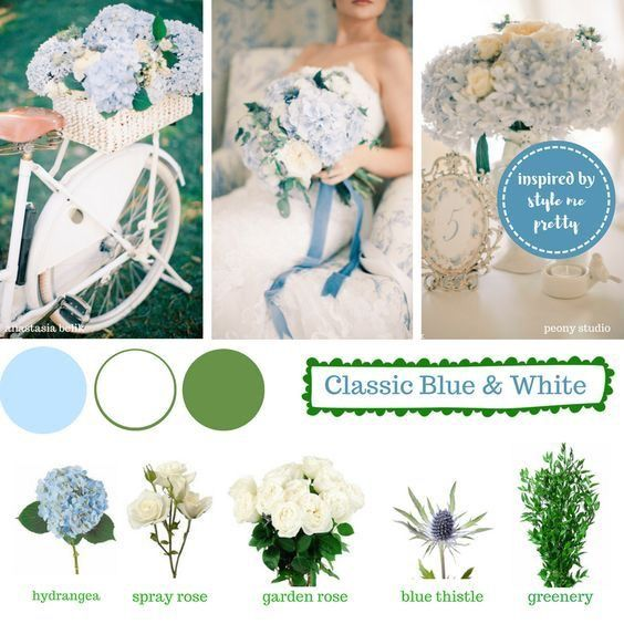 2018 Wedding Trends . How to DIY Wedding Flowers. DIY Flowers wholesale. Overnight shipping . But just one bunch! #weddingpalette #somethingblue #flowerarrangement #bluewedding #blueflowers #2018wedding #weddingtrends