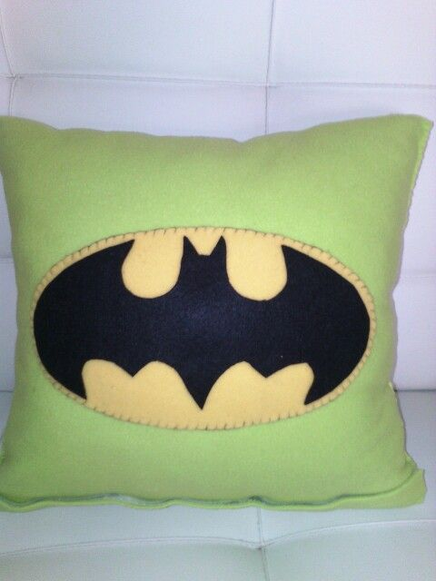 Cuscino Batman in pile