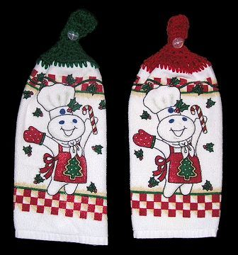 Pillsbury Doughboy Christmas Ornaments Linens And Other