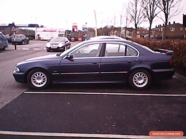 PERFORMANCE BLUE BMW 520 I  1998 S  BARGAIN  (MANUAL) #bmw #520i #forsale #unitedkingdom
