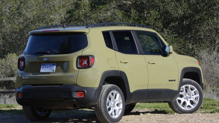 24 Best Images About 2015 Jeep Renegade On Pinterest