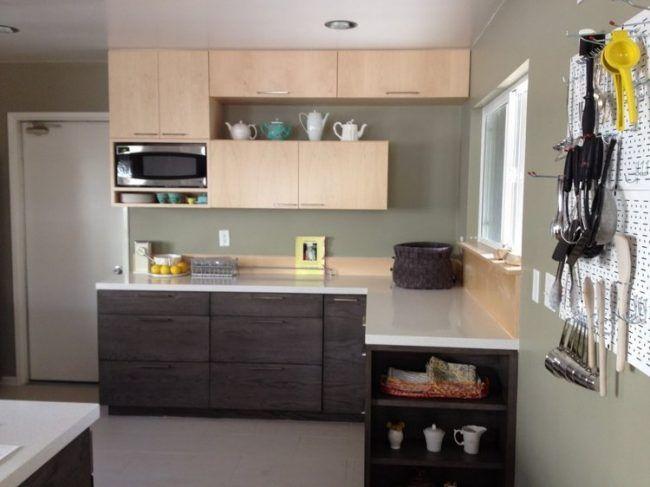 Die besten 25+ Küche grau gestalten Ideen auf Pinterest Küchen - apothekerschrank küche ikea
