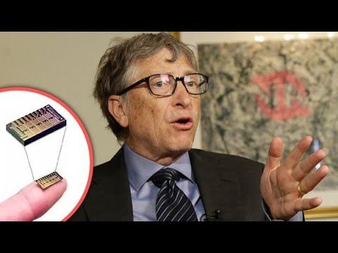 Bill Gates Mikrochip