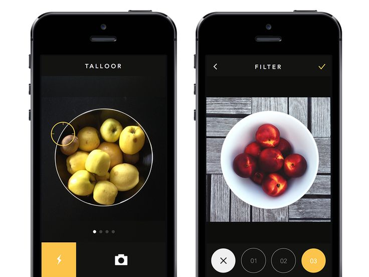 Talloor Photography App