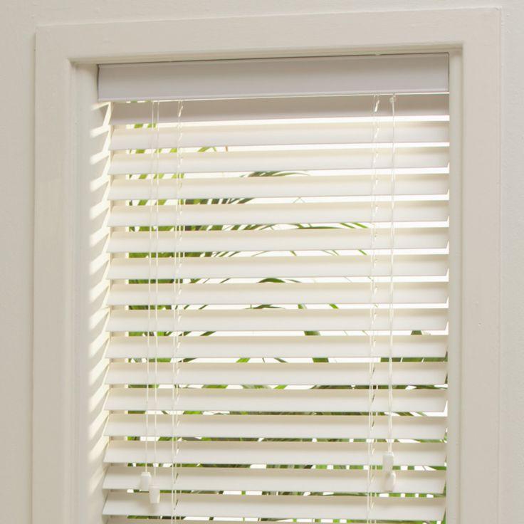 Windoware Eco White Venetian Blind