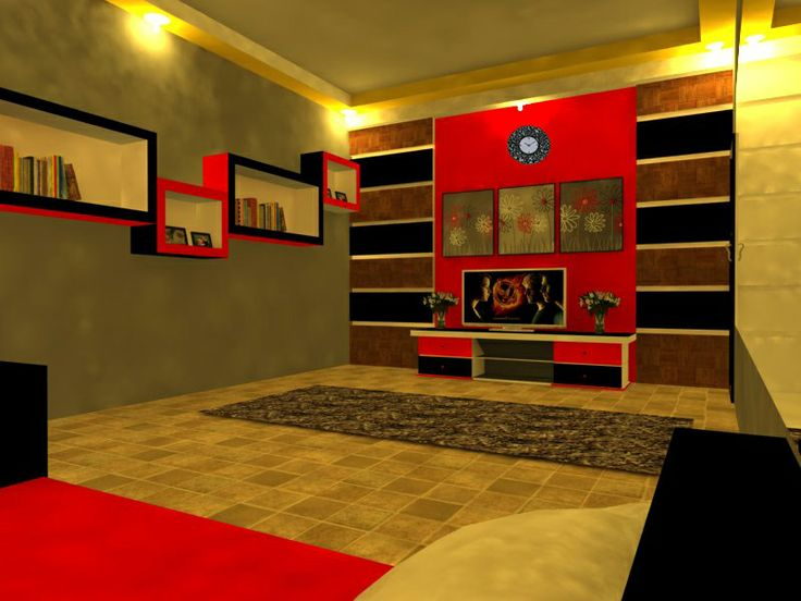 Interior Design (living room) TRD.