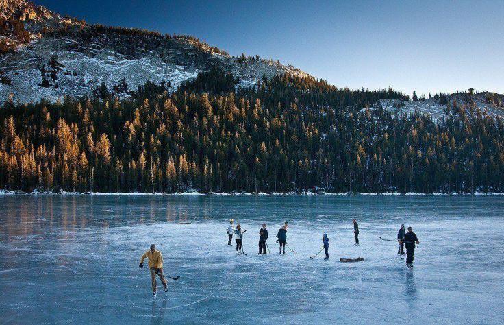 Best Winter Skating Rinks Around the World