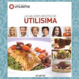 Categoría: Libros - Producto: Las Mejores Recetas - Utilisima - Envase: Unidad - Presentación: X Unid.