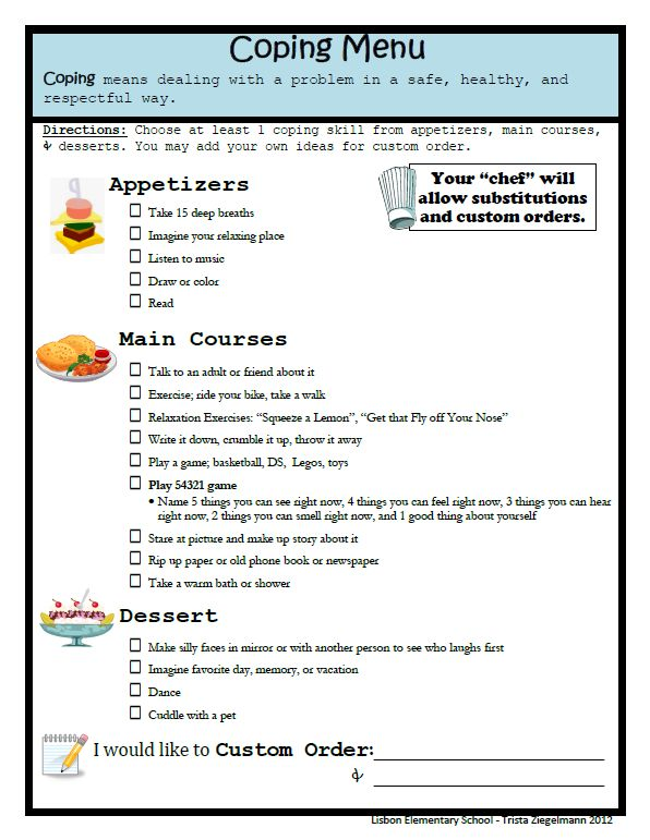 Printables Coping Skills Worksheets For Kids 1000 ideas about social work worksheets on pinterest is it a rock or play doh type problems asca standard ps develop effective coping skills for dealing with one of my