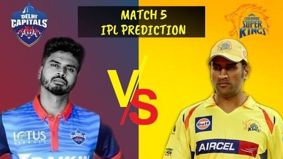 IPL 2019 Match 5, DC vs CSK Match Prediction | cricket | Cricket