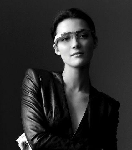 Google Project Glass (Bild: Google)