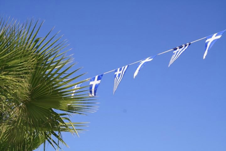Flying the flag, Kos, Greece: Flying, Flags, Kefalos, Greece, Places, Costs
