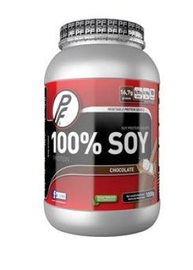 Trening og mellommåltider :: Soya proteinpulver - Veganermat.no